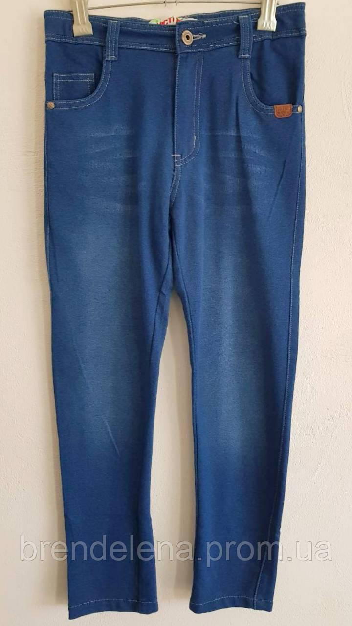 Трикотажні штани літо 8-16 років