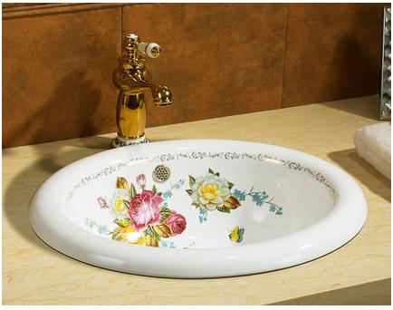 Умывальник (чаша) в ванную комнату 9-006