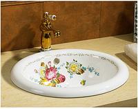 Умывальник (чаша) в ванную комнату 9-006, фото 1