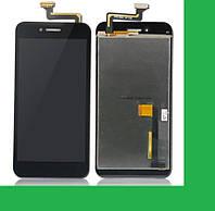 Asus PadFone S, PF500KL Дисплей+тачскрин(сенсор) черный