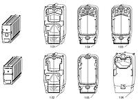 Средняя секция котла Viadrus U22 C / D (вторая), фото 1