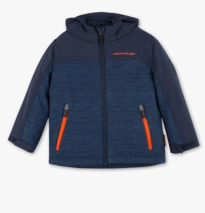 Детская куртка Софтшелл для мальчика 2-3 года C&A Германия Размер 98