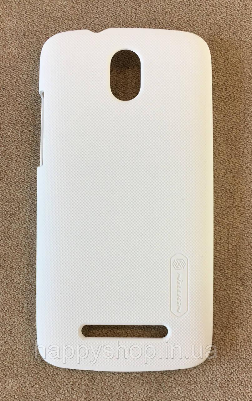 Чехол-накладка Nillkin для HTC Desire 500 (Белый)