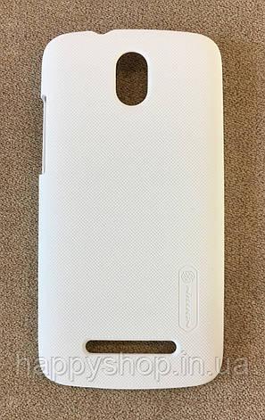 Чехол-накладка Nillkin для HTC Desire 500 (Белый), фото 2