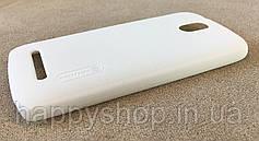 Чехол-накладка Nillkin для HTC Desire 500 (Белый), фото 3