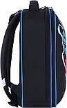 Школьный ортопедический рюкзак ранец Bagland 1-5 класс, фото 3