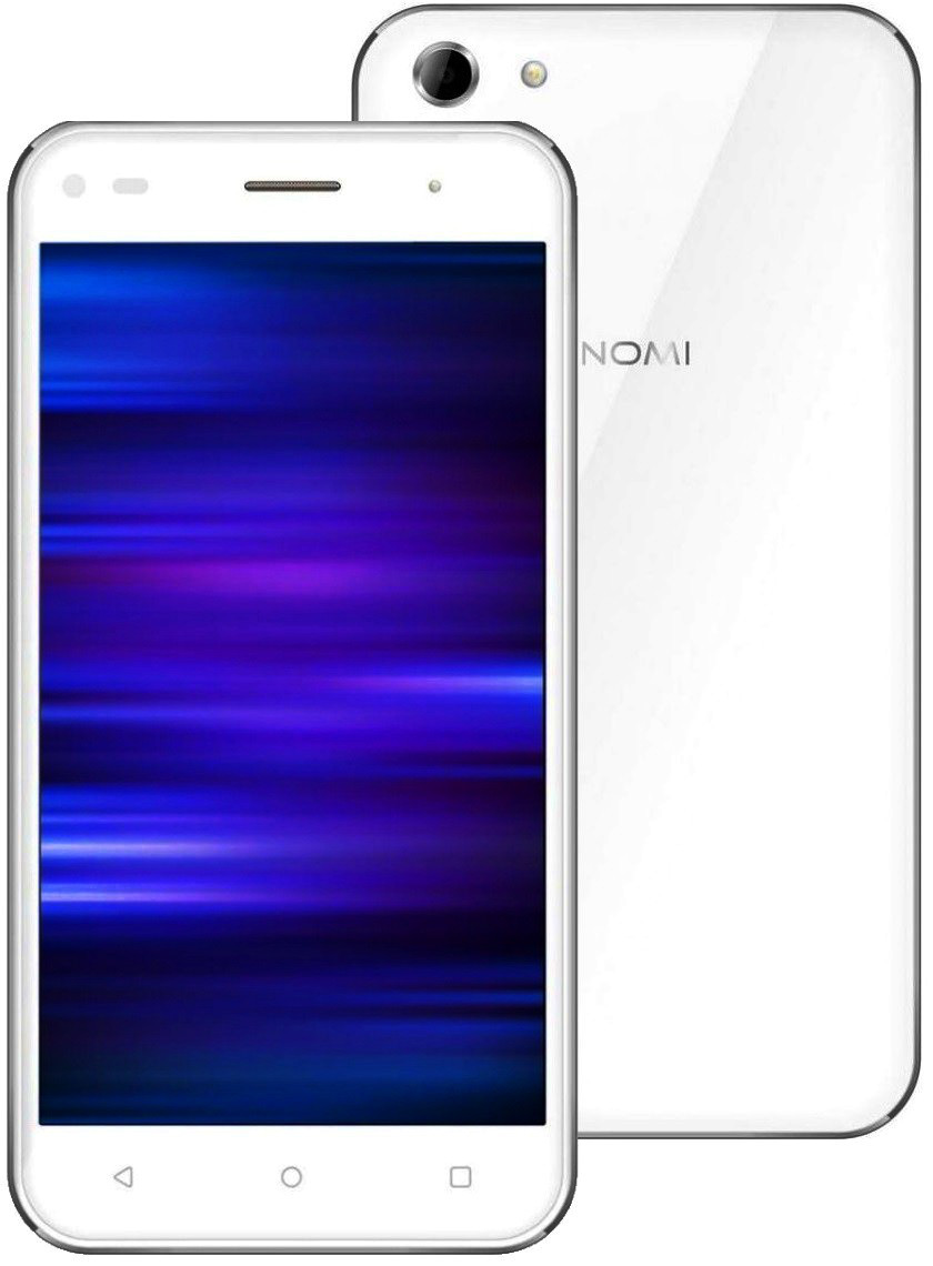 Смартфон Nomi i5030 White