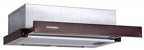 Вытяжка встраиваемая Pyramida TL 50 SLIM BR