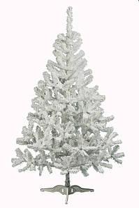 Ёлка искусственная новогодняя белая 1,5 м