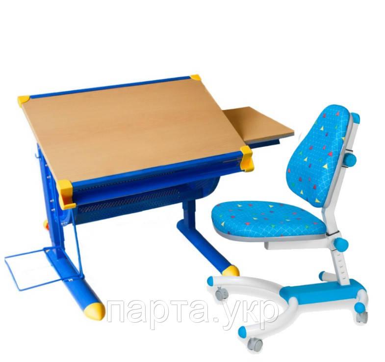 Детский стол KD-F1122 и кресло К-639