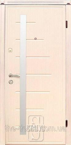 Дверь входная Статус модель М416 с молдингом