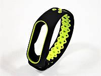 Ремешок для фитнес браслета Xiomi Band 2 зеленый