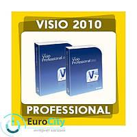 Офисное приложение Microsoft Visio Professional 2010 (x32-x64). Электронный ключ активации - 1PC