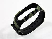 Ремешок для фитнес браслета Xiomi Band 2 камуфляж