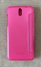 Чехол-книжка Nillkin для HTC Desire 610 (Розовый), фото 2