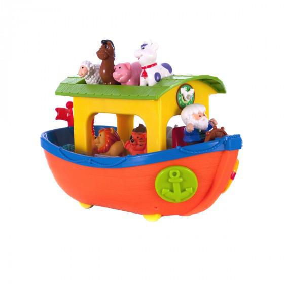 Игровой набор - Ноев ковчег  (русский)  Kiddieland