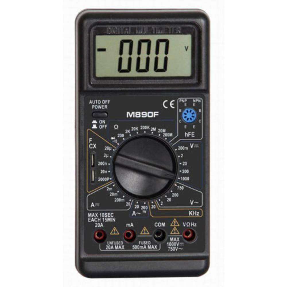 Мультиметр цифровой Digital M890F