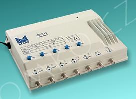 Підсилювач багатодіапазонний Alcad CF-511 BI/FM/UHF