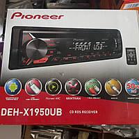 Автомагнитола Pioneer DEH-X1950 UB
