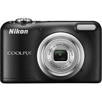 Цифровой фотоаппарат Nikon Coolpix A10 Black (VNA981E1), фото 1