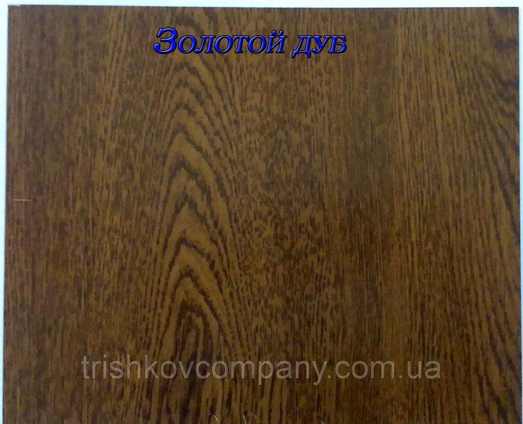 Металлосайдинг сруб золотой дуб  Южная Корея 0.4 мм