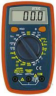 Мультиметр цифровой DT33С с подсветкой
