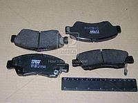 Колодка торм. HONDA CIVIC передн. (пр-во TRW) GDB1164