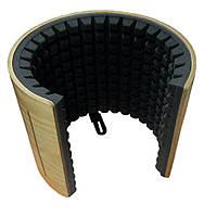 """Акустический экран микрофонный звукопоглощающий """"Airscreen Wood"""" (Без переходников)"""