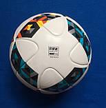 Мяч футбольный ADIDAS PRO LIGUE 1 OMB AZ3544 (размер 5), фото 4