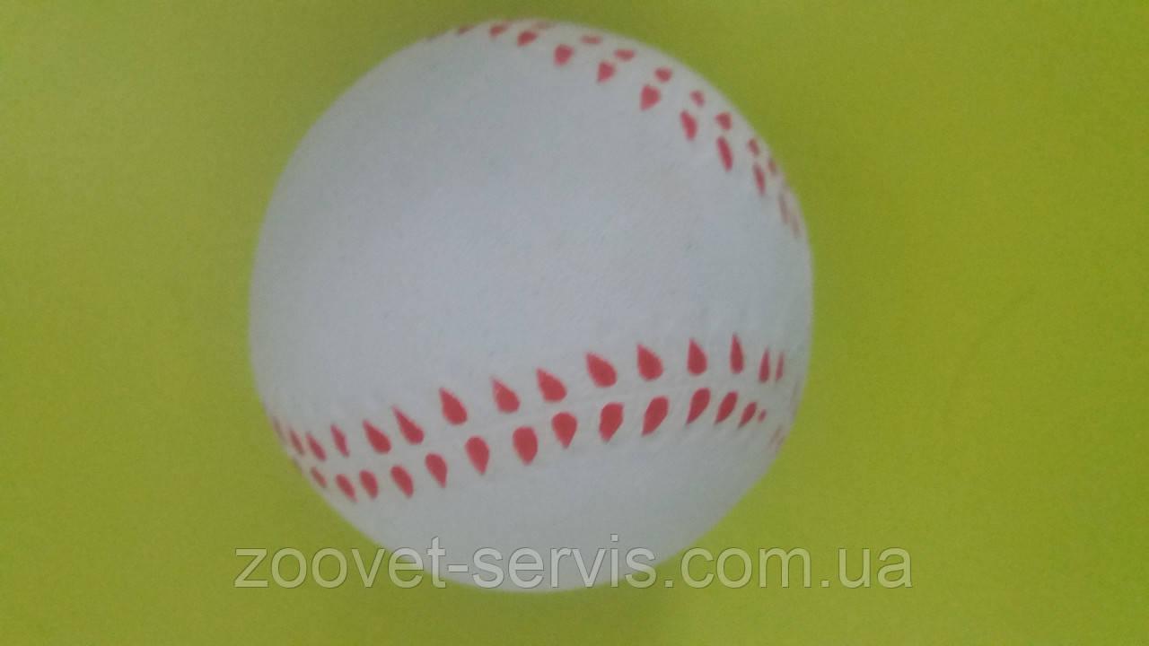 Игрушка для собак Мяч резиновый литой CaniAMici C6003443