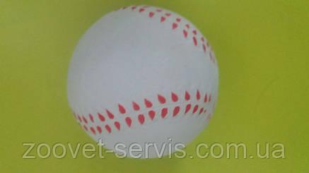 Игрушка для собак Мяч резиновый литой CaniAMici C6003443, фото 2