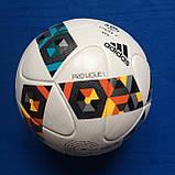 Мяч футбольный ADIDAS PRO LIGUE 1 OMB AZ3544 (размер 5), фото 3