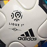 Мяч футбольный ADIDAS PRO LIGUE 1 OMB AZ3544 (размер 5), фото 7