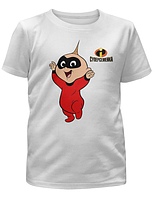 ФутболкаGeekLandСуперсемейка Incredibles Джек-Джек 01.02