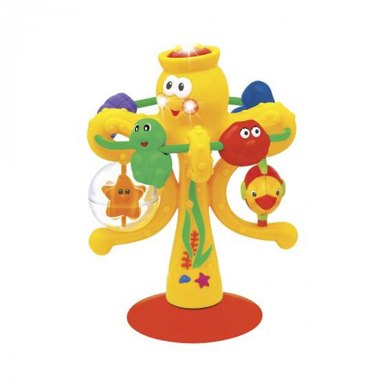 Іграшка на присосці - МУЗИЧНИЙ ВОСЬМИНІГ