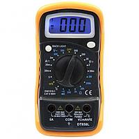 Мультиметр цифровой DT858L с подсветкой
