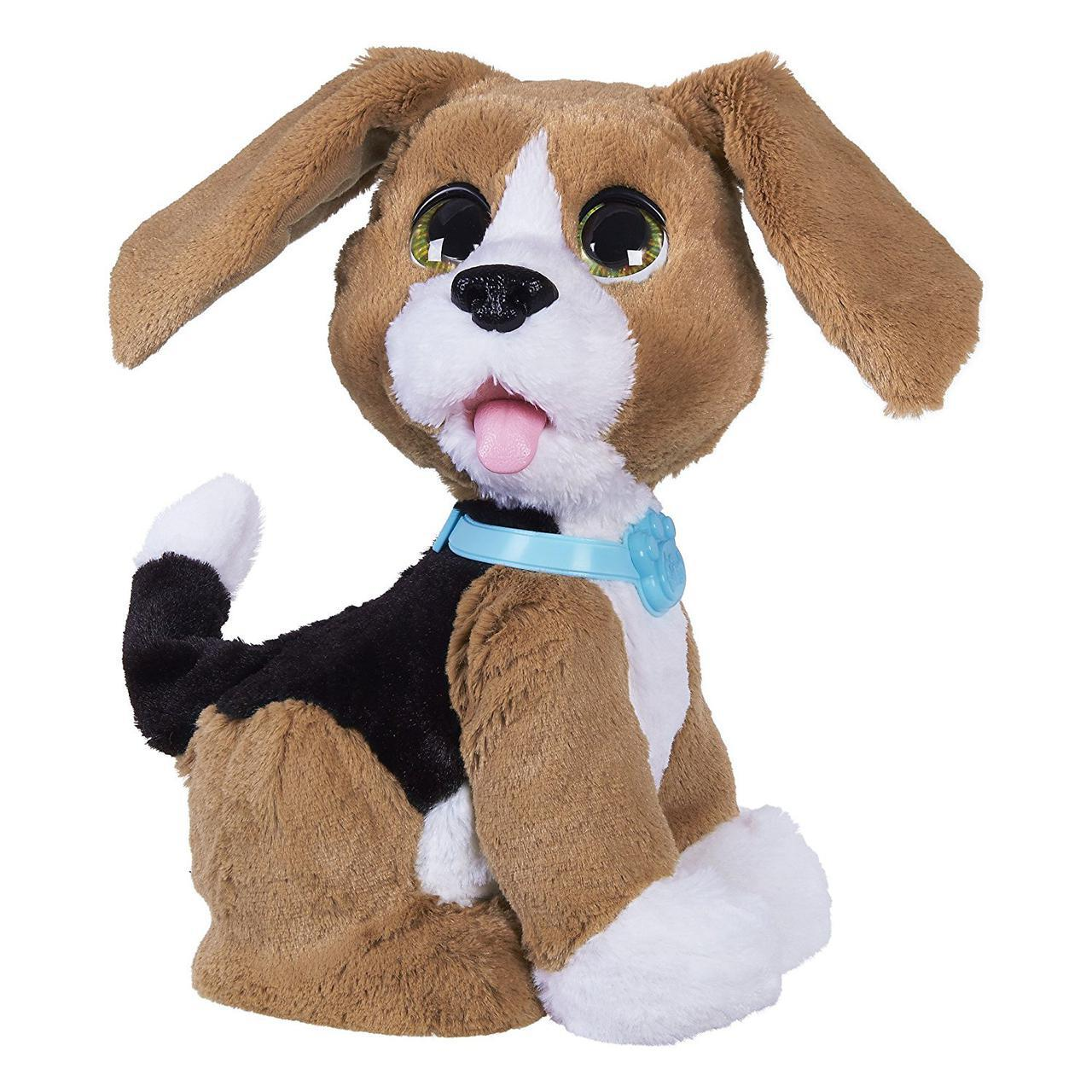 Говорящий щенок Чарли FurReal Friends на английском языке / FurReal Chatty Charlie the Barkin' Beagle