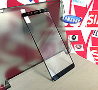 Xiaomi Redmi 5 захисне скло на телефон протиударне 3D Black чорне