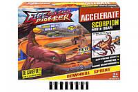 Трек Скорпион WZ0010-10, игровой набор, звук