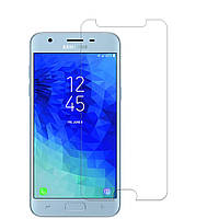 Защитное стекло Glass для Samsung Galaxy J3 (2018)