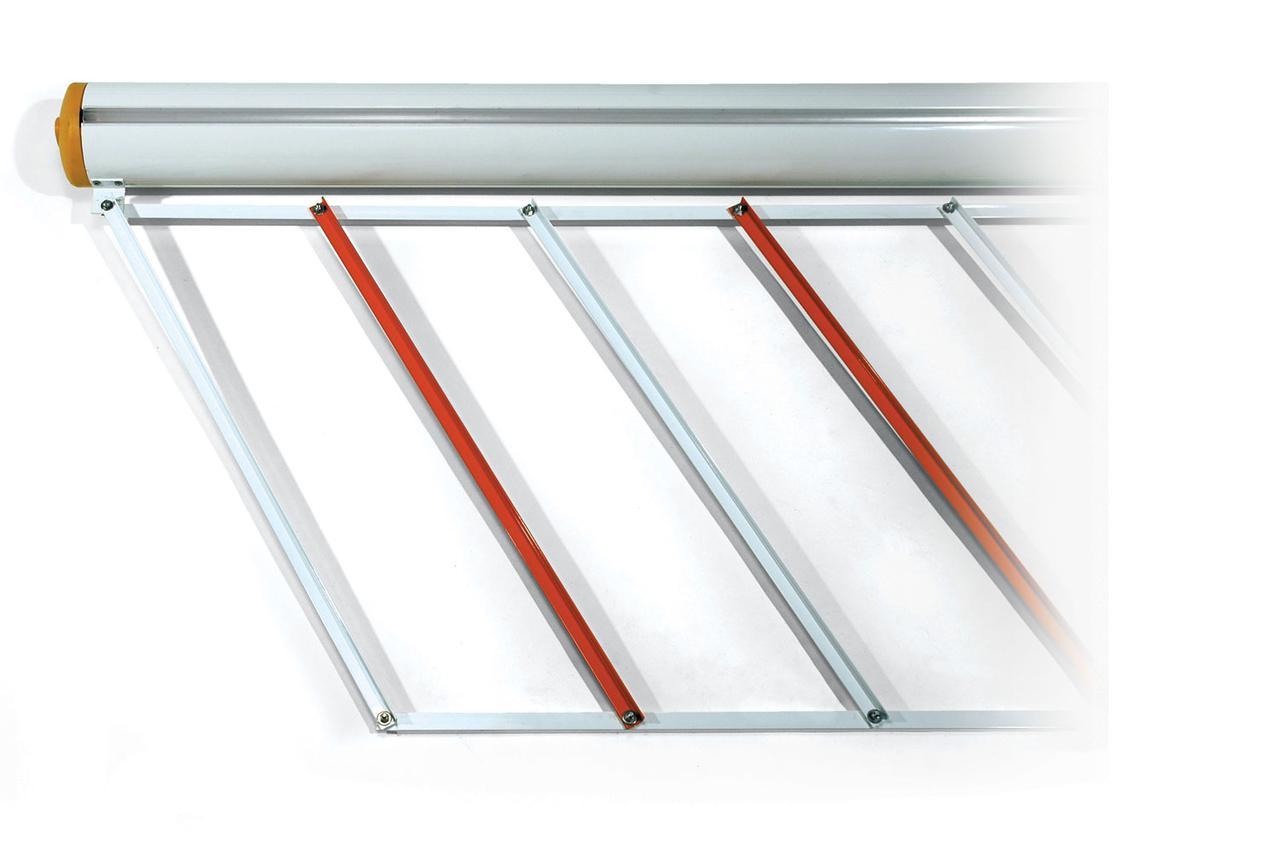 Came G0465 - Решетка алюминиевая, длина 2000 мм