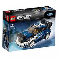 Конструктор LEGO Speed Champions Ford Fiesta M-Sport WRC 75885