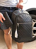 Крутой мужской рюкзак Louis Vuitton MICHAEL (реплика)