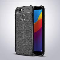 """Чехол Touch для Huawei Y6 Prime 2018 5.7"""" бампер оригинальный Auto focus черный"""