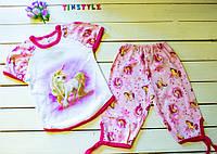 Пижамка для девочки на рост 110 см, фото 1