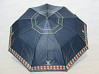 "Женский зонт полуавтомат (копия) бренда Луи Витон ""Lovis Vuitton"", фото 1"
