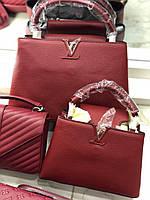 1709782c0615 Сумка Louis Vuitton Capucines в Украине. Сравнить цены, купить ...