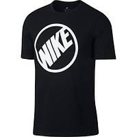 Футболка Nike M NSW TEE BLUE HBR, фото 1