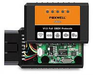 Автосканер ELM327 v1.5 Foxwell FW601 WI-FI ЧИП PIC18F25K80