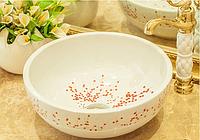 Керамическая чаша ,,сакура,,9-007, фото 1